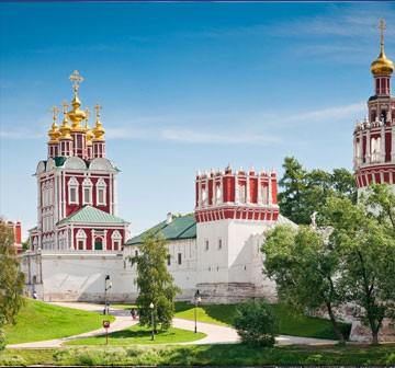 Богородице-Смоленский Новодевичий монастырь