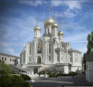 Сретенский ставропигиальный монастырь